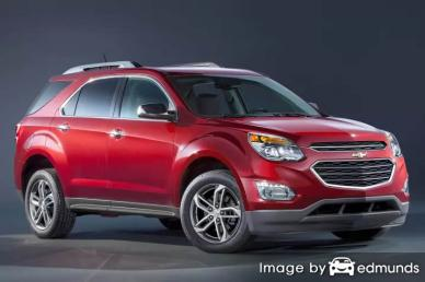 Insurance for Chevy Equinox