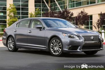 Insurance for Lexus LS 460